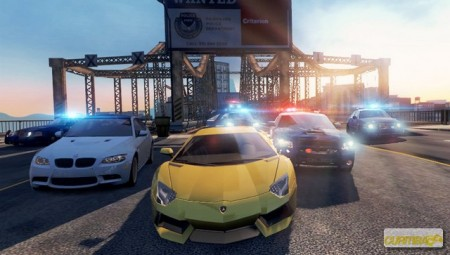 Need for Speed Most Wanted PS Vita  - foto principal 2