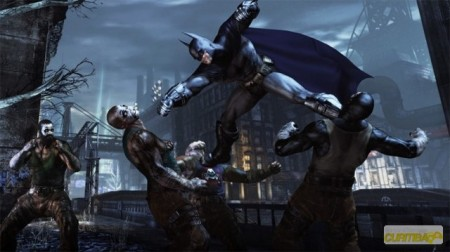 Batman: Arkham Origins Blackgate PS Vita  - foto principal 4