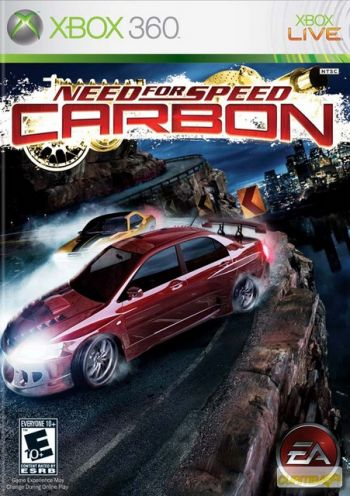 Need for Speed Carbon - Xbox360