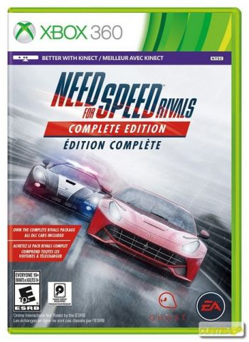 Need For Speed: Rivals Complete Edition- Xbox 360