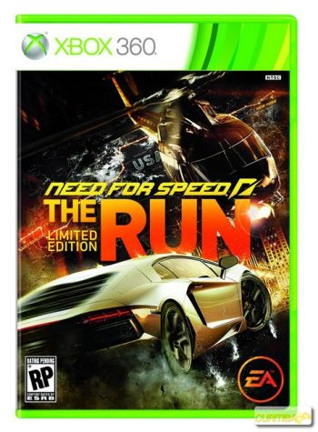 Need for Speed? The Run - Xbox 360