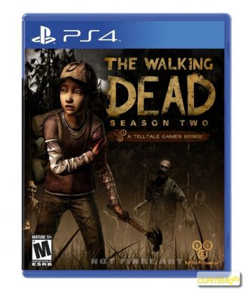 The Walking Dead: Season Two - PS4
