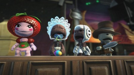 Little Big Planet 2 - PS3  - foto principal 3