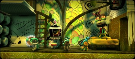 Little Big Planet 2 - PS3  - foto principal 4