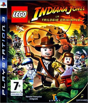 LEGO Indiana Jones: The Original Adventures Videogame PS3
