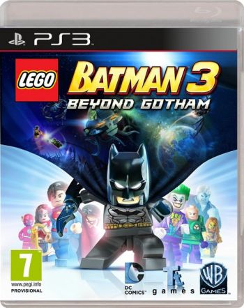 LEGO Batman 3 Beyond Gotham Videogame PS3