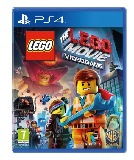 LEGO Movie Videogame PS4  - foto principal 1