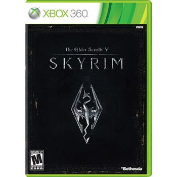 The Elder Scrolls Skyrim - Xbox 360