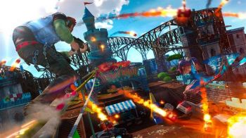 Sunset Overdrive - Xbox One  - foto 4
