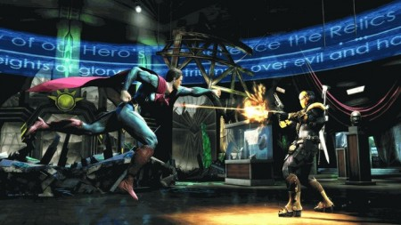 Injustice: Gods Among Us Ultimate Edition - PS Vita  - foto principal 4