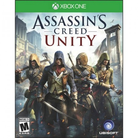 Assassins Creed Unity - Xbox One  - foto principal 1