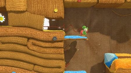 Yoshis Woolly World - WiiU  - foto principal 2