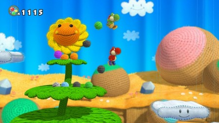 Yoshis Woolly World - WiiU  - foto principal 3