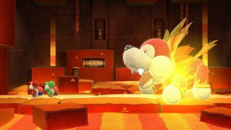 Yoshis Woolly World - WiiU  - foto principal 5