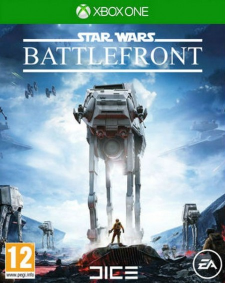 STAR WARS Battlefront - Xbox One  - foto principal 1