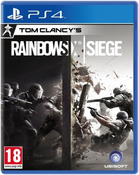 TOM CLANCYS RAINBOW SIX SIEGE - PS4  - foto principal 1