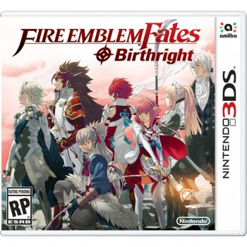 Fire Emblem Fates: Birthright 3DS