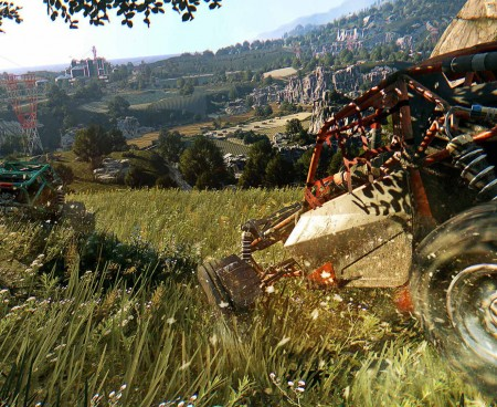 Dying Light: The Following - Enhanced Edition - PS4  - foto principal 9