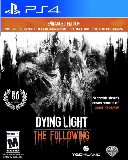 Dying Light: The Following - Enhanced Edition - PS4  - foto principal 1