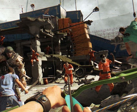 Dying Light: The Following - Enhanced Edition - PS4  - foto principal 6