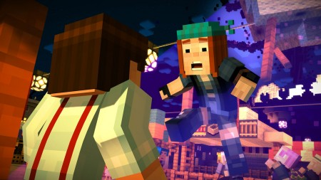Minecraft: Story Mode - Season Pass - PS4  - foto principal 3