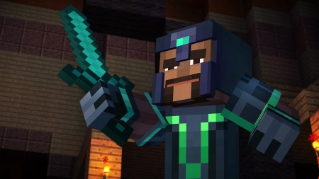 Minecraft: Story Mode - Season Pass - PS4  - foto principal 5