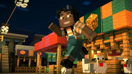 Minecraft: Story Mode - Season Pass - PS4  - foto principal 6