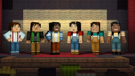 Minecraft: Story Mode - Season Pass - PS4  - foto principal 8