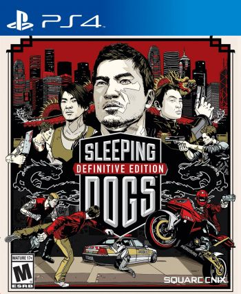 Sleeping Dogs™ Definitive Edition - PS4