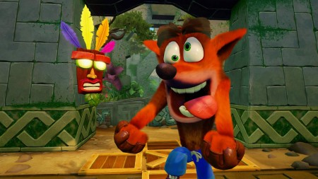 Crash Bandicoot N. Sane Trilogy - PS4  - foto principal 4