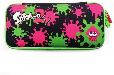Nintendo Switch case Hard Pouch Splatoon 2  - foto principal 2