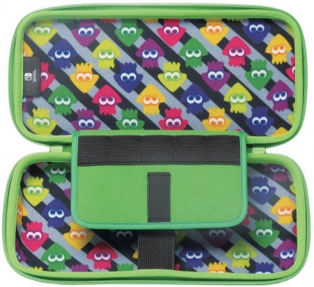 Nintendo Switch case Hard Pouch Splatoon 2  - foto principal 4