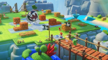 Mario + Rabbids Kingdom Battle - Nintendo Switch  - foto principal 9