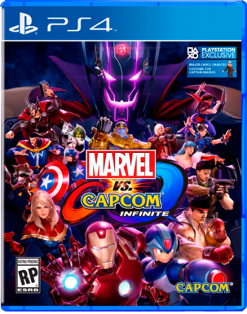 Marvel vs. Capcom Infinite - PS4