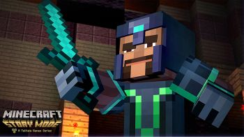 Minecraft: Story Mode  The Complete Adventure - Nintendo Switch  - foto 6