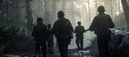 Call of Duty WWII - PS4  - foto principal 3