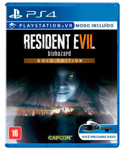 Resident Evil 7 Gold Edition - PS4  - foto principal 1