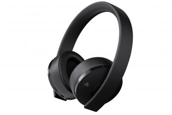 Headset Sony New Gold Wireless - PS4  - foto 6