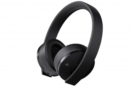 Headset Sony New Gold Wireless - PS4  - foto principal 4