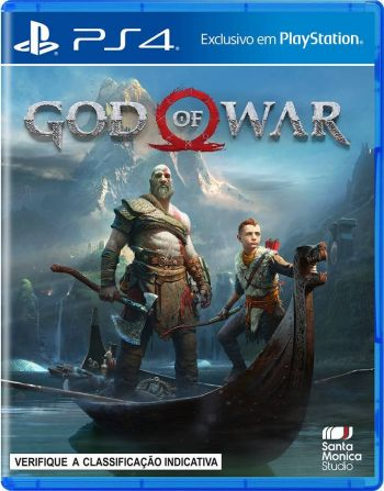 God of War 4 - PS4