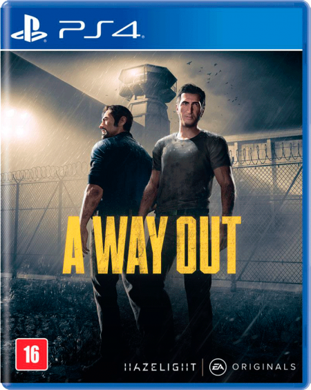 A Way Out - PS4  - foto principal 1