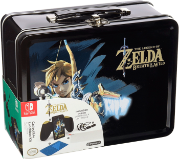 Lunchbox Kit Breath of the Wild Collectible Link's Bow Edition