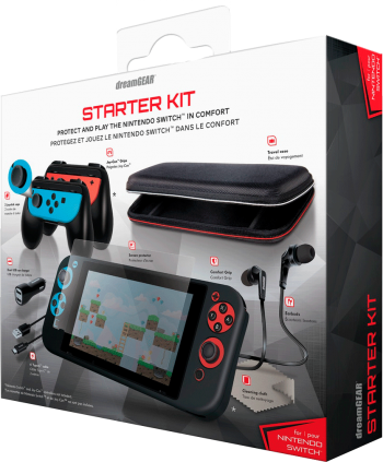 Starter Kit for Nintendo Switch DreamGear