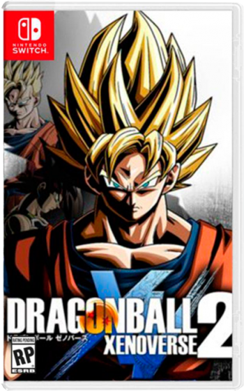 Dragon Ball Xenoverse 2 - Switch