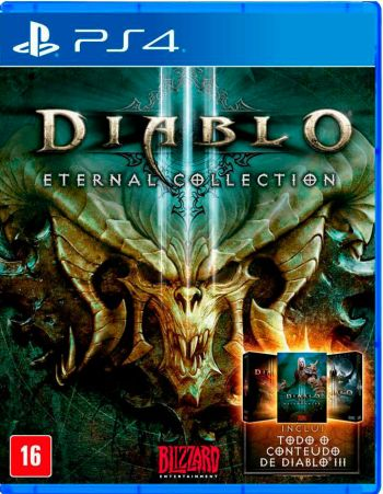 Diablo Eternal Collection - PS4