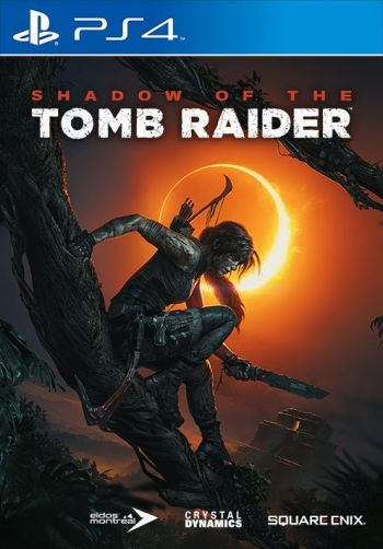 Shadow of the Tomb Raider - PS4  - foto 10