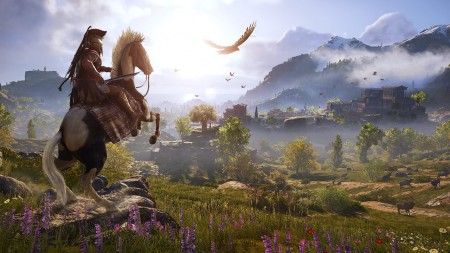 Assassins Creed Odyssey - PS4  - foto principal 4