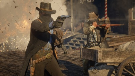 Red dead Redemption 2 - PS4  - foto principal 7