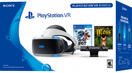 Playstation VR V2 com 2 Jogos- PS4  - foto principal 1