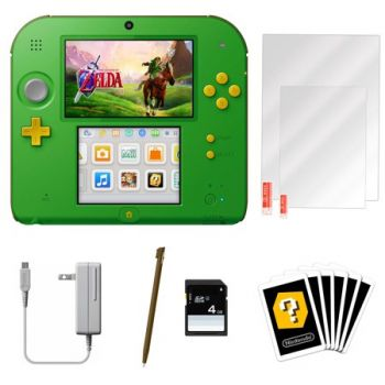 Nintendo 2DS com Zelda Ocarina of Time  - foto 5